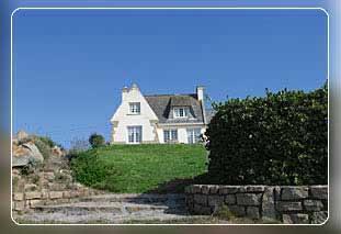 Urlaub im Ferienhaus Bretagne mit Hund